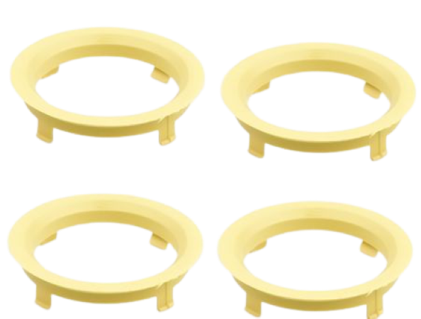 Set 4 inele centrare 70,1 / 60,1 Dacia Lexus Fiat Nissan Renault Smart Suzuki Toyota [0]