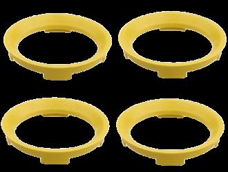 Set 4 inele centrare 70,4 / 60,1 Dacia Lexus Fiat Nissan Renault Smart Suzuki Toyota [0]