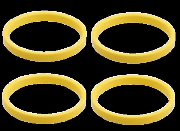 Set 4 inele centrare 72,0 / 65,1 Alfa Romeo Citroen Ford Opel Peugeot [0]