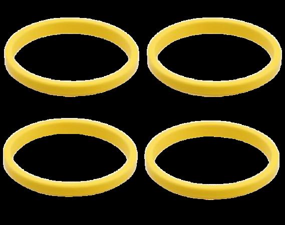 Set 4 inele centrare 72,2 / 65,1 Alfa Romeo Citroen Ford Opel Peugeot [0]