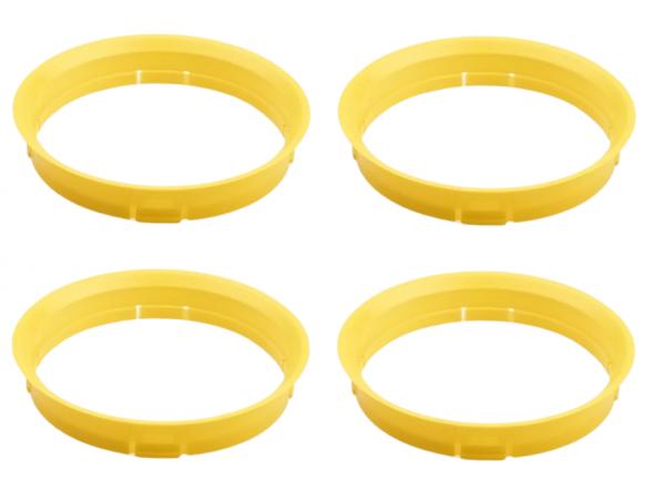 Set 4 inele centrare 72,5 / 71,6 Audi Porsche Volkswagen [0]