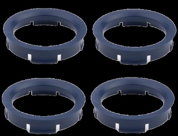 Set 4 inele centrare 72,6 / 60,1 Dacia Lexus Fiat Nissan Renault Smart Suzuki Toyota [0]