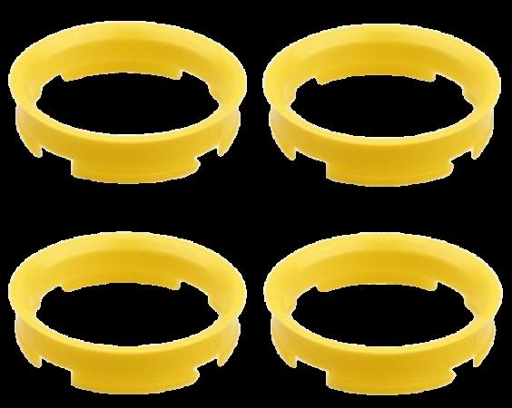 Set 4 inele centrare 72,6 / 65,1 Alfa Romeo Citroen Opel Peugeot Saab Volvo VW [0]