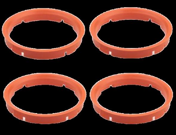 Set 4 inele centrare 73,0 / 67,1 Citroen Hyundai Kia Mazda Mitsubishi Opel Volvo [0]