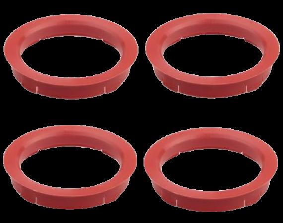 Set 4 inele centrare 74,1 / 64,1 Dacia Lexus Nissan Honda Renault Suzuki Toyota [0]