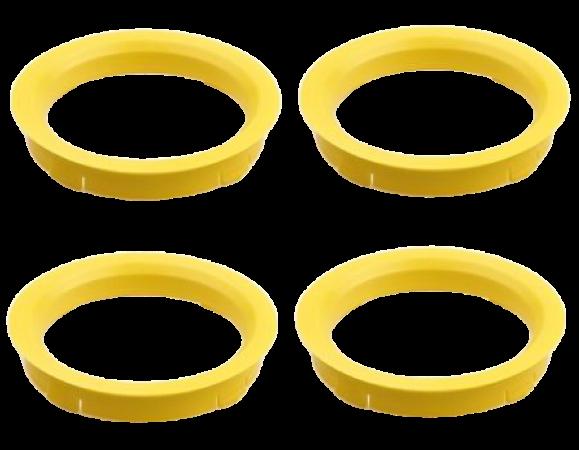 Set 4 inele centrare 74,1 / 65,1 Alfa Romeo Citroen Ford Opel Peugeot [0]
