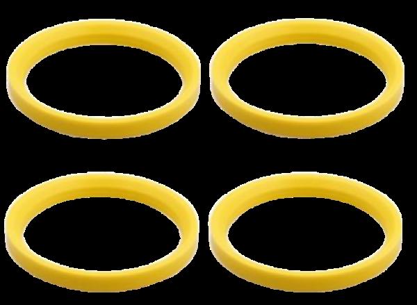 Set 4 inele centrare 76,0 / 65,1 Alfa Romeo Citroen Ford Opel Peugeot [0]