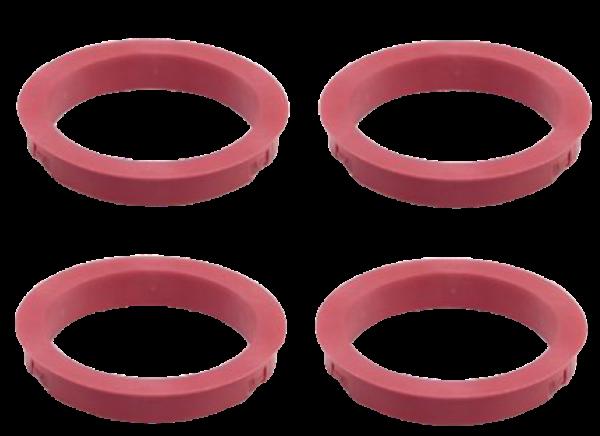 Set 4  inele centrare jante 68,0/57,1 [0]