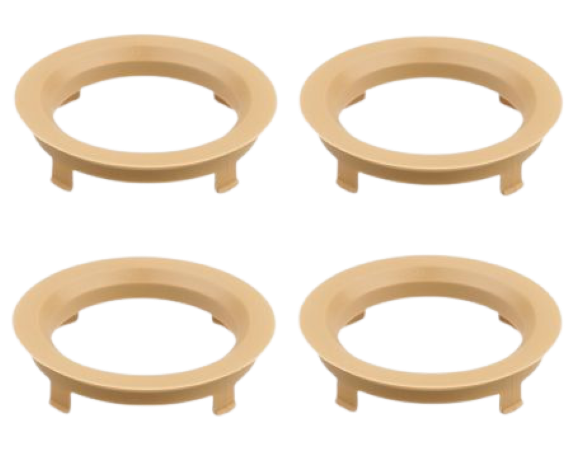 Set 4  inele centrare jante 70,1/57,1 [0]