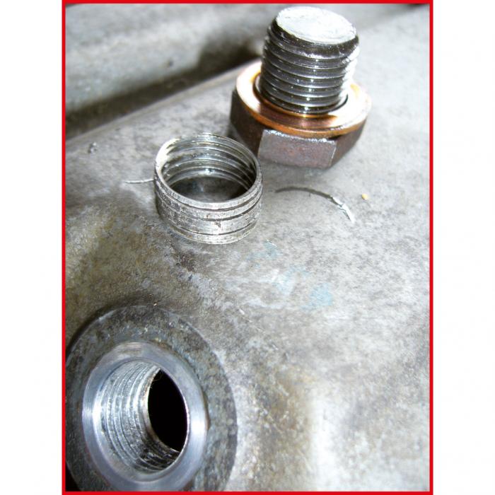 Set master pentru reparare filet buson baie de ulei 64 de piese 4