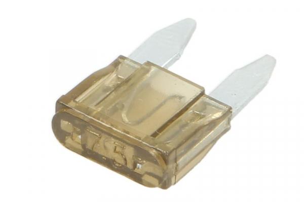 Set sigurante (cutie 100 bucati.) MINI 7,5A [0]