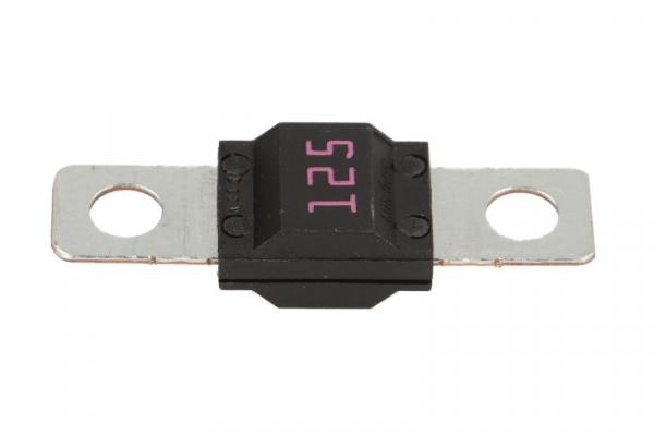 Sigurante (1 bucata, curent nominal: 125A, lungime: 41mm) MIDI plata [0]