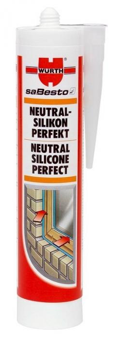 Silicon neutral maro 310 ml Wurth [0]