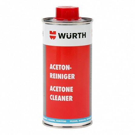 Solutie curatare acetona Wurth, 250 ml [0]