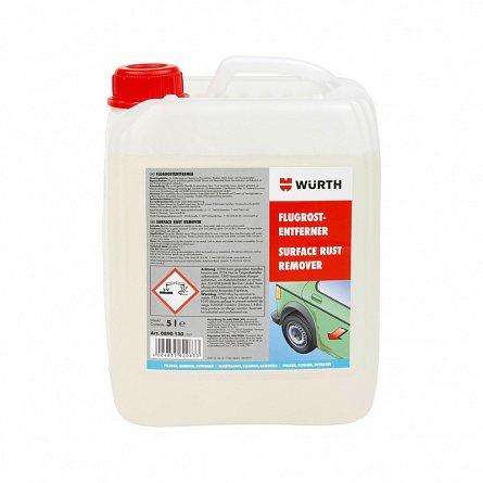 Solutie curatat rugina, Wurth 5L [0]