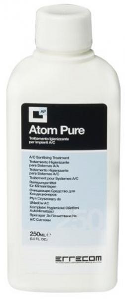 Solutie dezinfectat instatie climatizare habitaclu pentru dispozitiv Errecom cu ultrasunete Atom PURE 48x250ml [0]