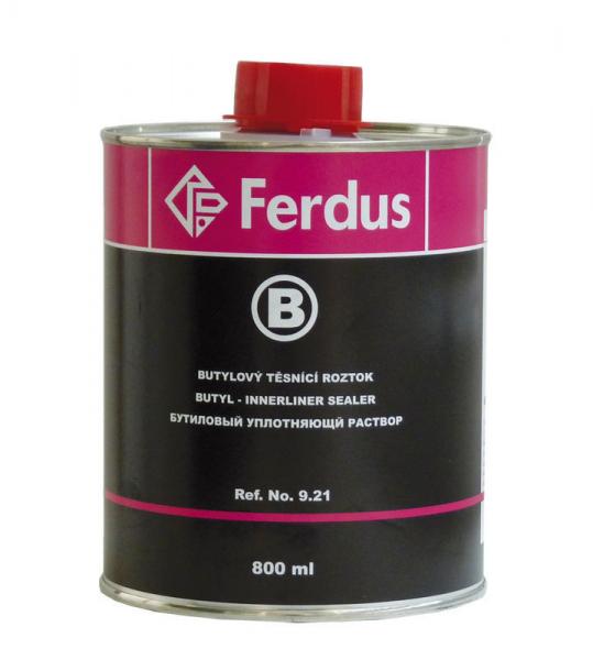 Solutie etansare 800ml butil Ferdus 0
