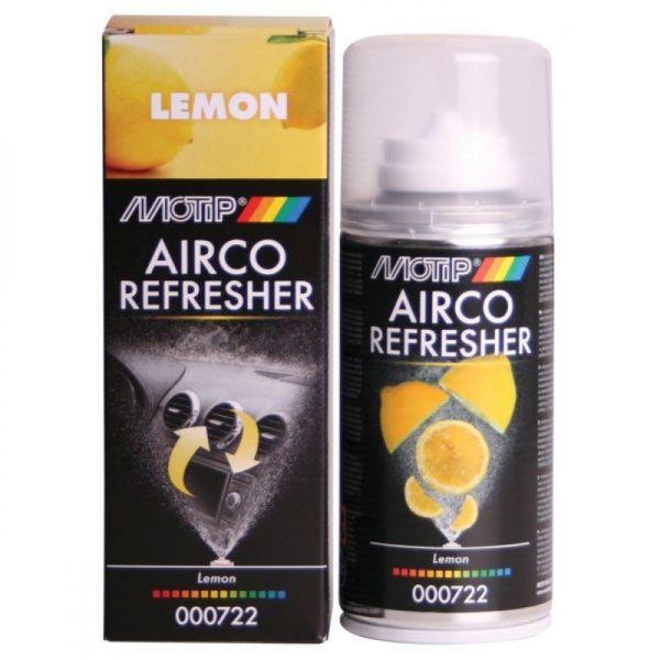 Solutie instalatie climatizare, aplicatie: curatare, parfum: lamaie [0]