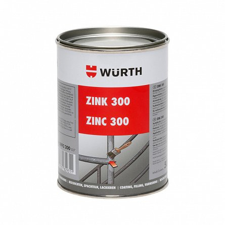 Solutie Zinc 300 500 ml  Wurth [0]
