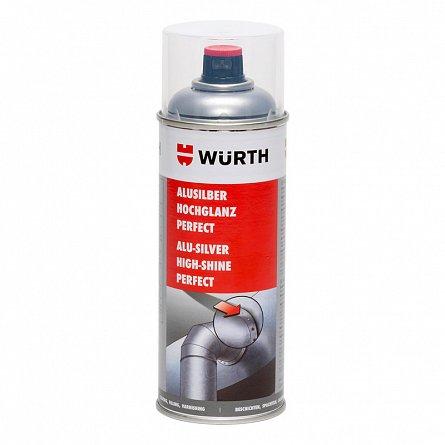 Spray Al-Ag lucios Perfect 400 ml Wurth 0