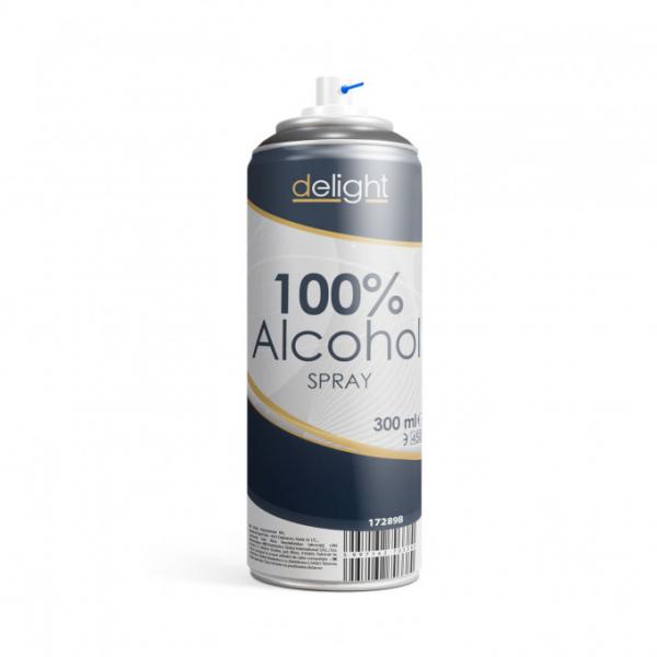 Spray Alcool 100% - 300 ml 0