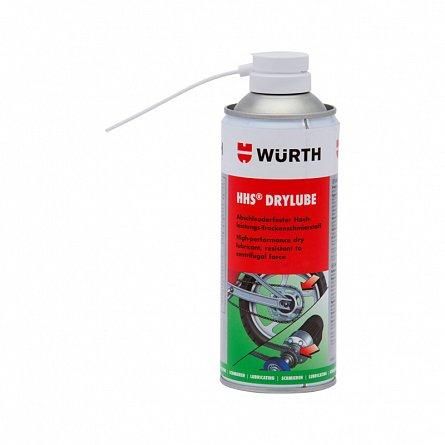 Spray ceara sintetica cu PTFE HHS Drylube, Wurth 400 ml [0]