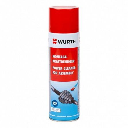 Spray curatare motor  si cutie de viteze Wurth, 500 ml [0]