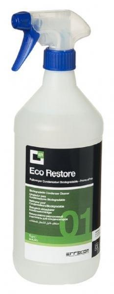 Spray curatare sistem climatizare condensatoare AC ERRECOM ECO RESTORE concentrat 1: 4 1 litru [0]