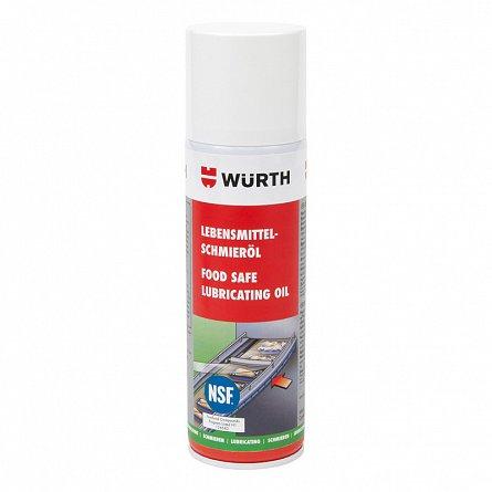 Spray lubrifiant pentru industria alimentara NSF, Wurth 300 ml 0