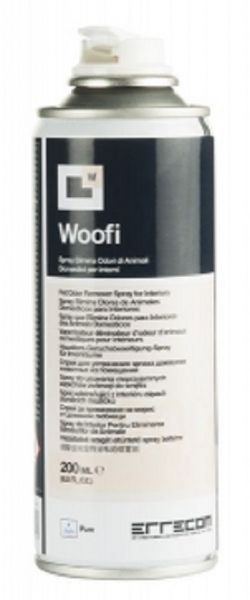 Spray nanotech eliminare mirosuri animale interior auto ERRECOM WOOFI 200 ml 0