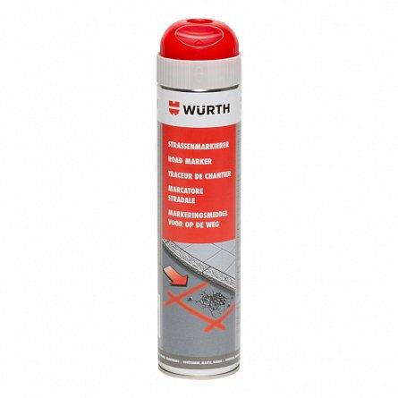 Spray pentru marcaje - albastru, Wurth 600 ml 0