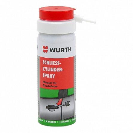 Spray pentru yale, Wurth 50 ml [0]
