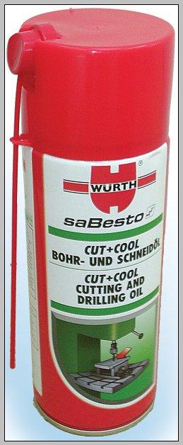 Spray ulei de taiere universal, Wurth 400 ml 0
