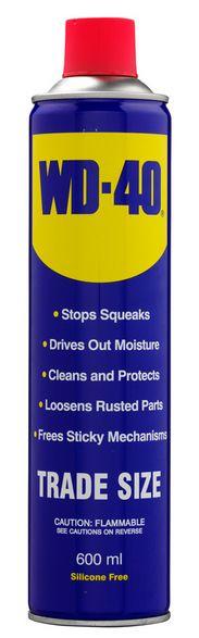 Spray universal multifunctional WD 40 600ml [0]