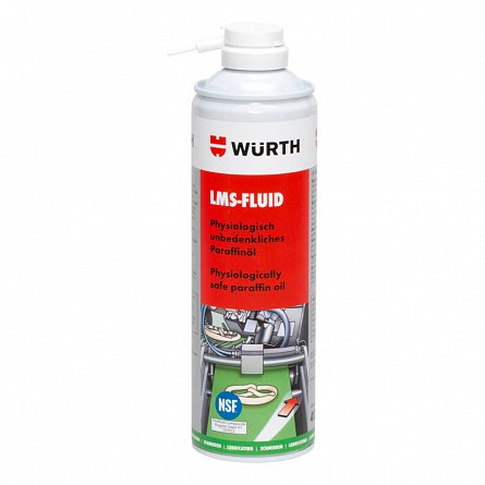 Spray vaselina LMS Fluid NSF, Wurth 400 ml 0