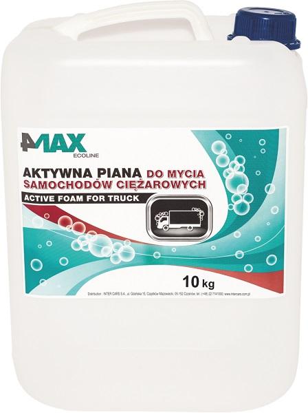 Spuma activa 4MAX (10KG) pentru camioane [0]