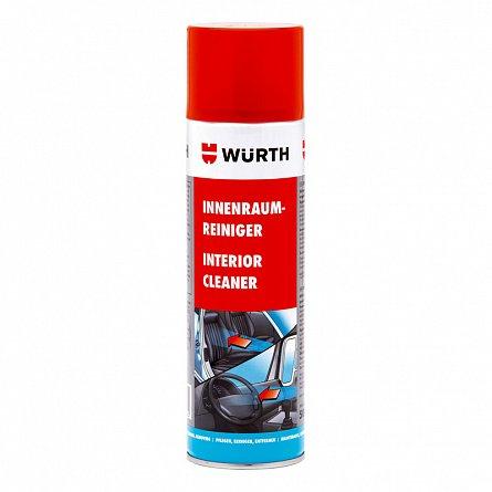 Spuma activa curatat interior auto Wurth, 500 ml [0]