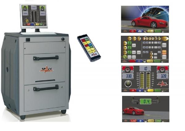 Stand tester ITP cu software 3000kg inclusiv 4x4 [0]