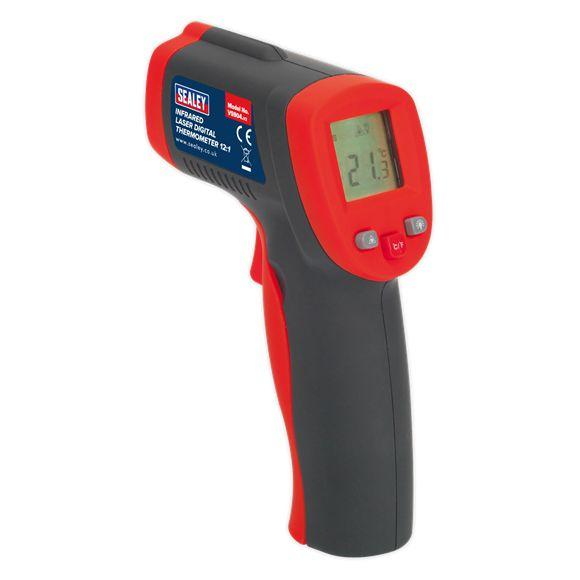 Termometru digital de la -50 la +550 grade Celsius [0]