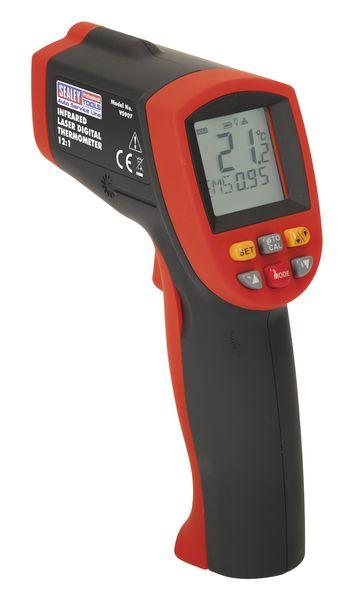 Termometru digital de la -50 la +700 grade Celsius 0