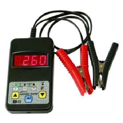 Tester acumulatori electronic 0