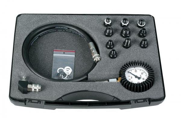 Tester presiune ulei motor auto cu set conectori 0