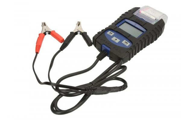 Tester profesionist pentru baterii si alternatoare cu imprimanta 0