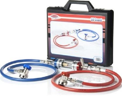 Tester ulei Oil Guard R134A sistem climatizare aer conditionat auto [0]