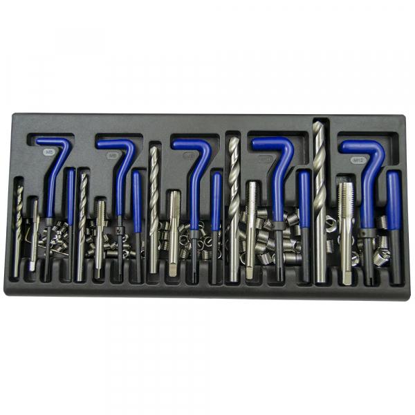 Trusă reparatie filete M5,M6,M8,M10,M12 [1]