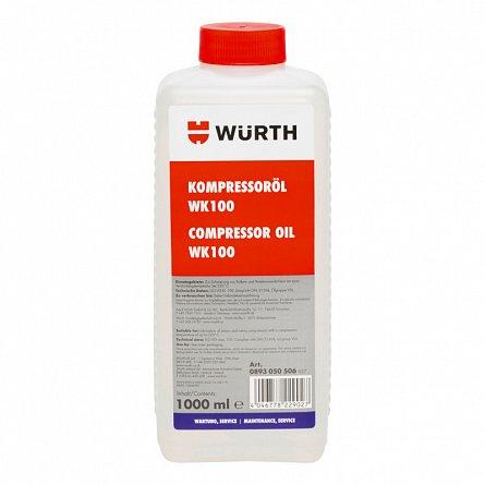 Ulei pentru compresor WK100, Wurth 1L [0]
