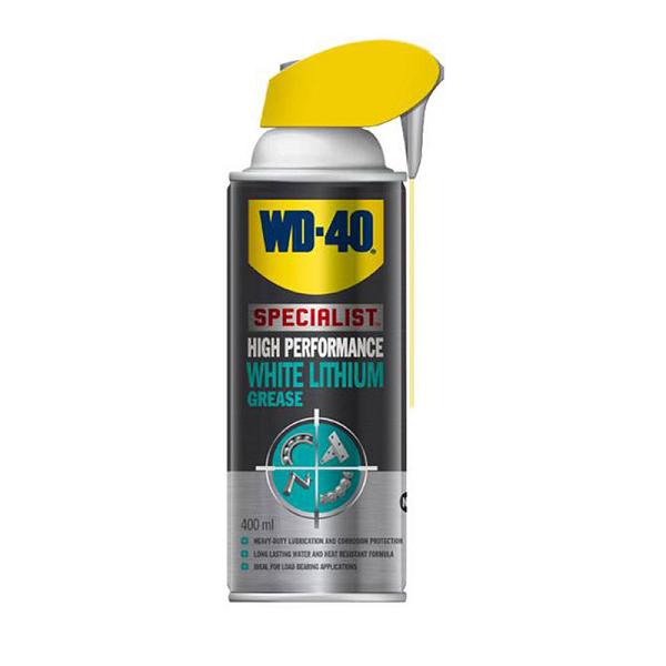 Vaselina pe baza de litiu WD-40 SPECIALIST WHITE LITHIUM 400ML [0]