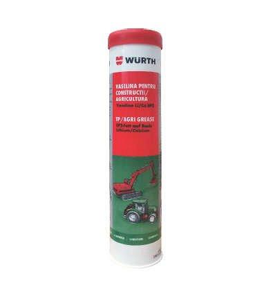 Vaselina pentru constructii / agricultura 400 g Wurth [0]