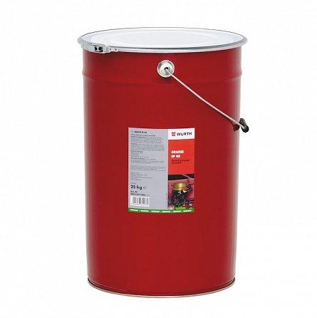 Vaselina pentru vehicule comerciale/industrie  EP00 25 kg [0]
