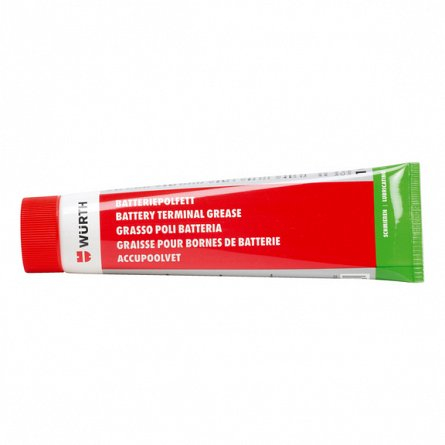 Vaselina protectoare pentru borne, Wurth 100 ml 0